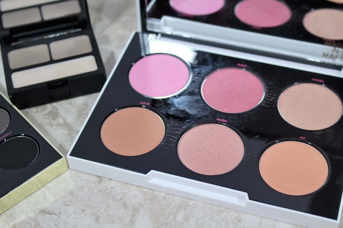 NEW Urban Decay x Gwen Stefani Collection: Swatches, Demo & Review #UDxGwen #ChicaFashionBlog