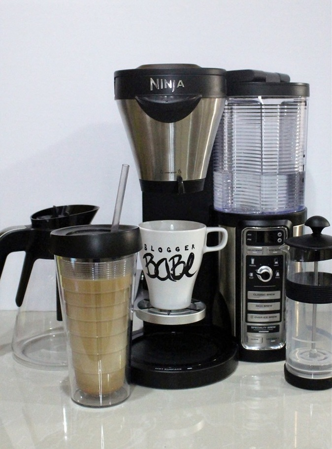 Review for the Coffee Lovers: The Ninja Coffee Bar #ChicaFashionBlog