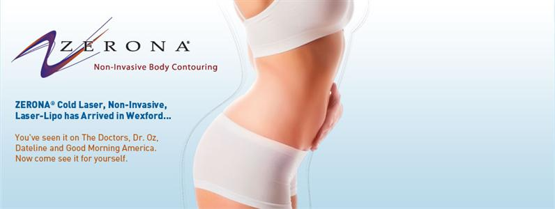 Chica Fashion: I'm going to be Reviewing Zerona Laser Fat Removal at Healthy Aging Medical Centers