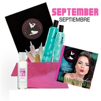 September Lovely Beauty Box