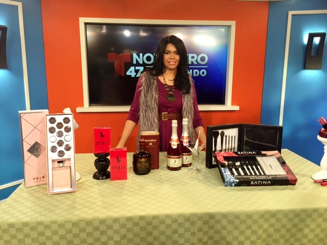 Alicia Gibbs: Telemundo Valentine's Day Gift Guide #ChicaFashion