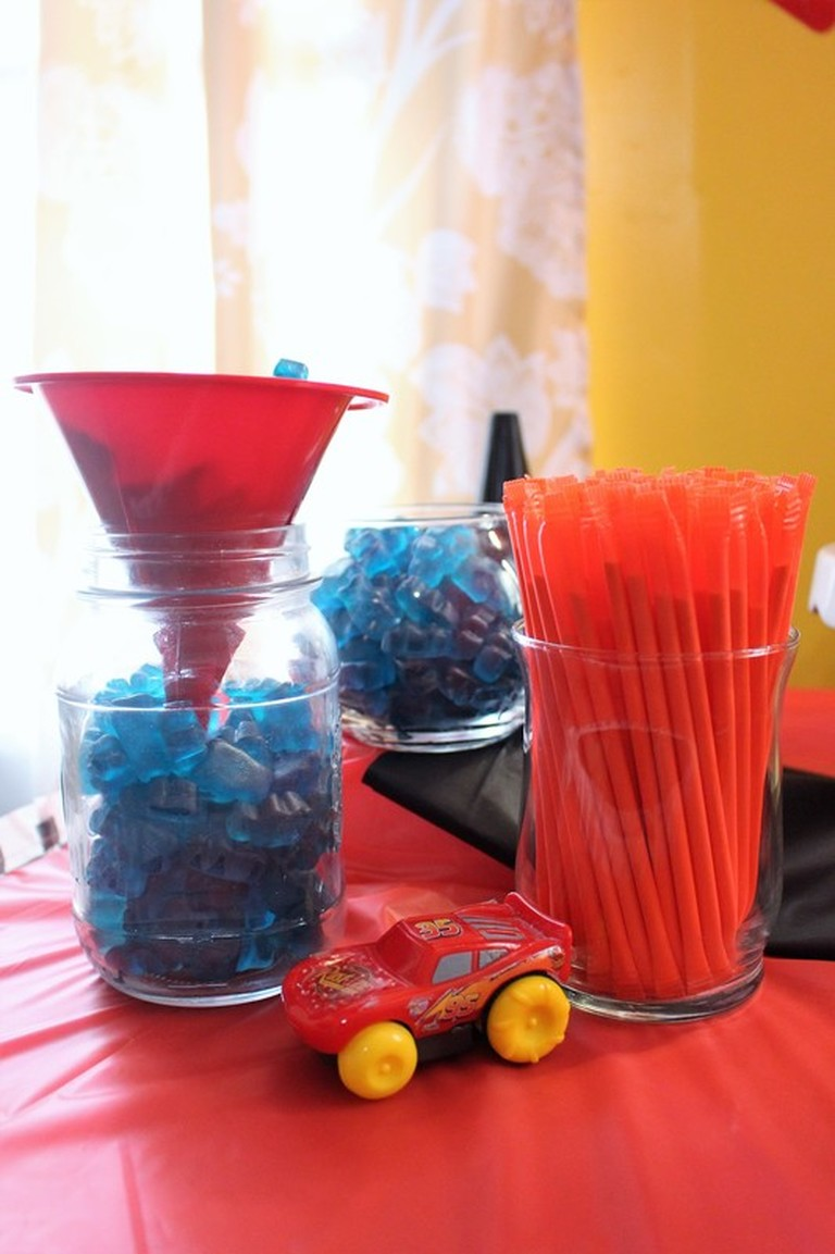 AARLÉN TURNS 4: DISNEY CARS BIRTHDAY PARTY - Candy Buffet #AliciaEverAfterBlog
