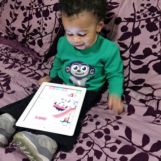 My Toddlers 5 Favorite Apps #ChicaFashionBlog