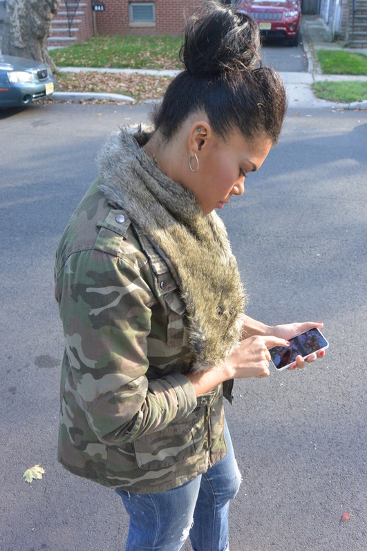 Chica Fashion: Nokia #StyledByLumia Budget Fashion Challenge: Look 1