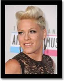 COVERGIRL P!NK at the 2012 American Music Awards, by makeup artist, Kathy Jeung