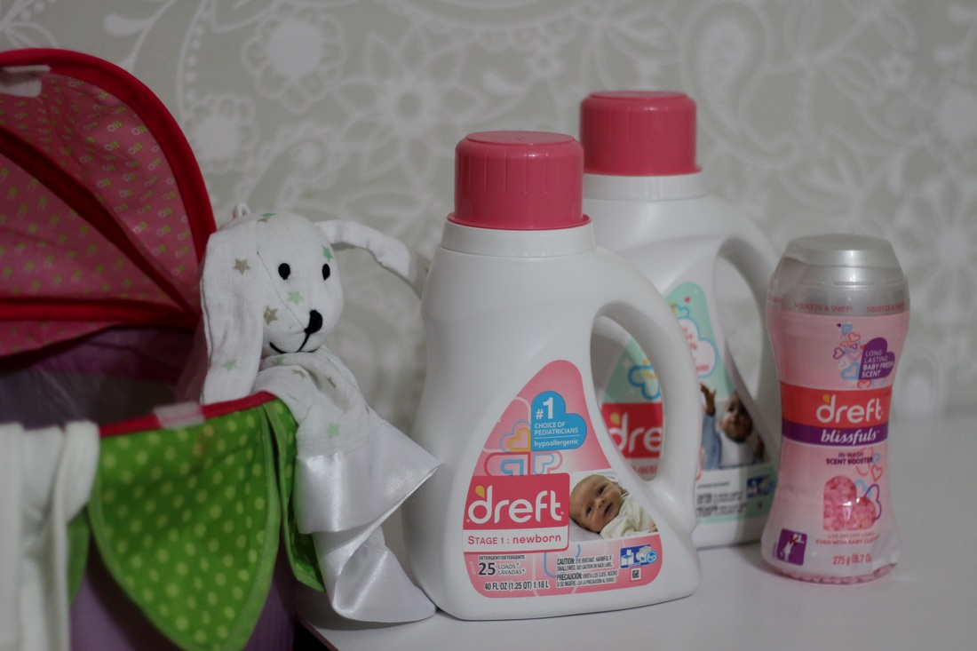 Join Dreft in the Journey of #Amazinghood that is Laundry + Giveaway #ad