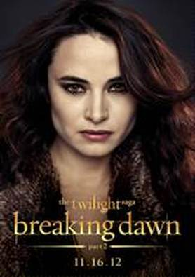 TWILIGHT SAGA: BREAKING DAWN PART 2 - Special Latina Makeup Video!