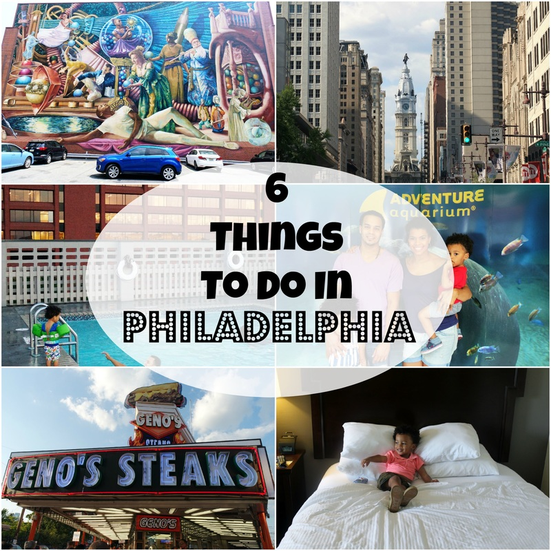 Road Trip: 6 Things We Did in Philly! #ChicaFashionBlog #FamiliaFashionOutings