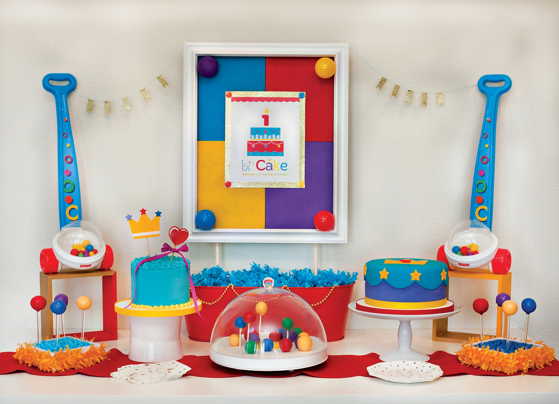 How to be the Hostess with the Mostess with Fisher-Price®
