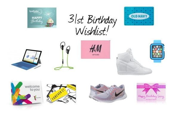 Birthday Wishlist: What to Buy a 31 Year Old for Her Birthday #ChicaFashionBlog