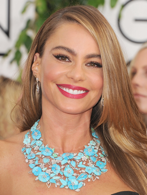 Chica Fashion: How to get COVERGIRL Sofia Vergara's Bombshell 2014 Golden Globes Makeup Look