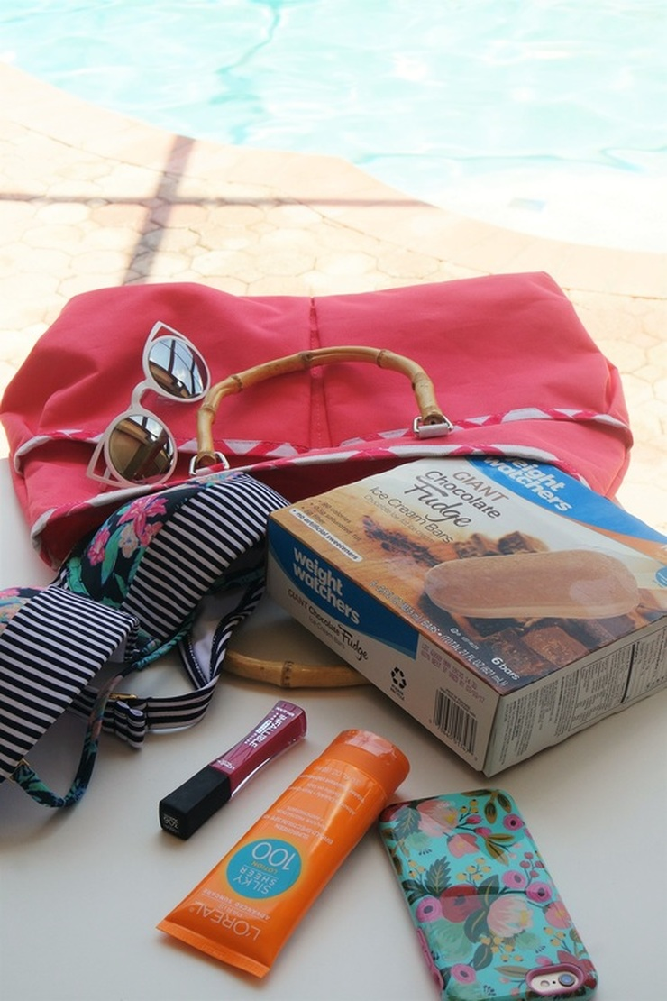 My Summer Must Haves + WW Summer Prep Gift Pack Giveaway #weightwatchers #wwicecream #prepforsummer #chicafashionblog