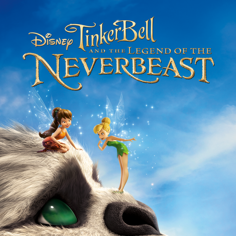 Alicia Gibbs: The Prefect Easter Gift: Tinker Bell and the Legend of the NeverBeast + Giveaway #ChicaFashionBlog