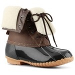 5 Must-Have Winter Boots for Mommy and Daughter: Duck snow boots