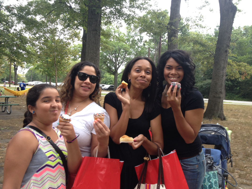Chica Fashion: Huggies Moving Moments Blogger Picnic