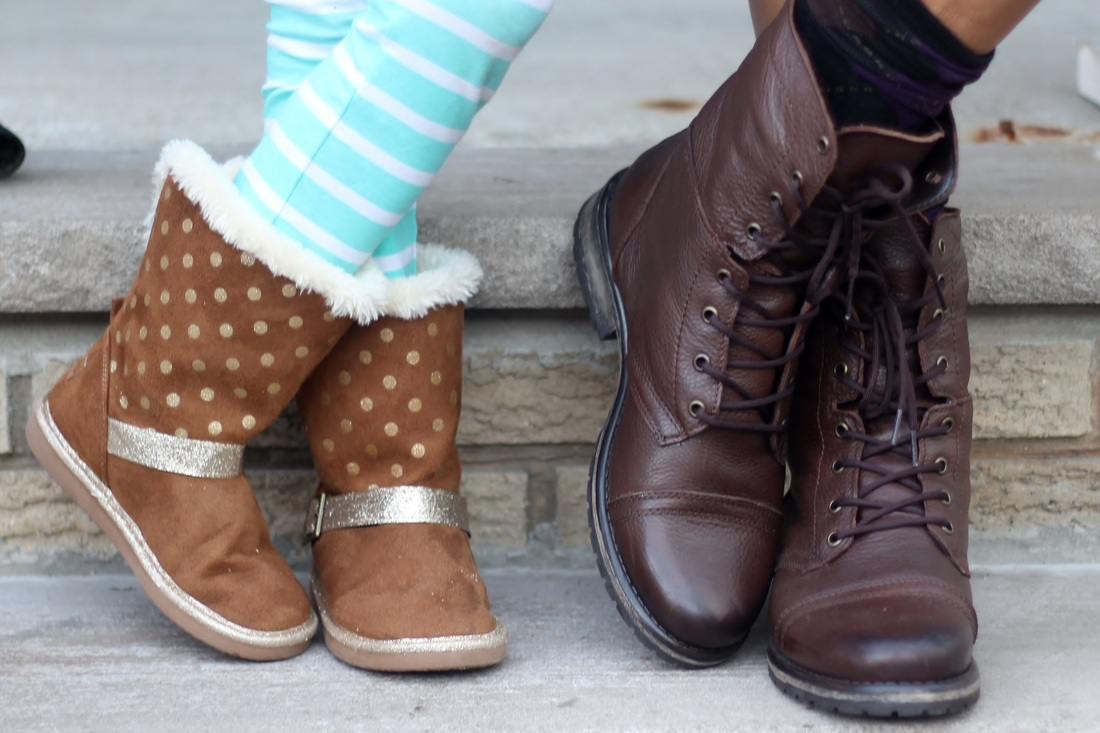 5 Must-Have Winter Boots for Mommy and Daughter