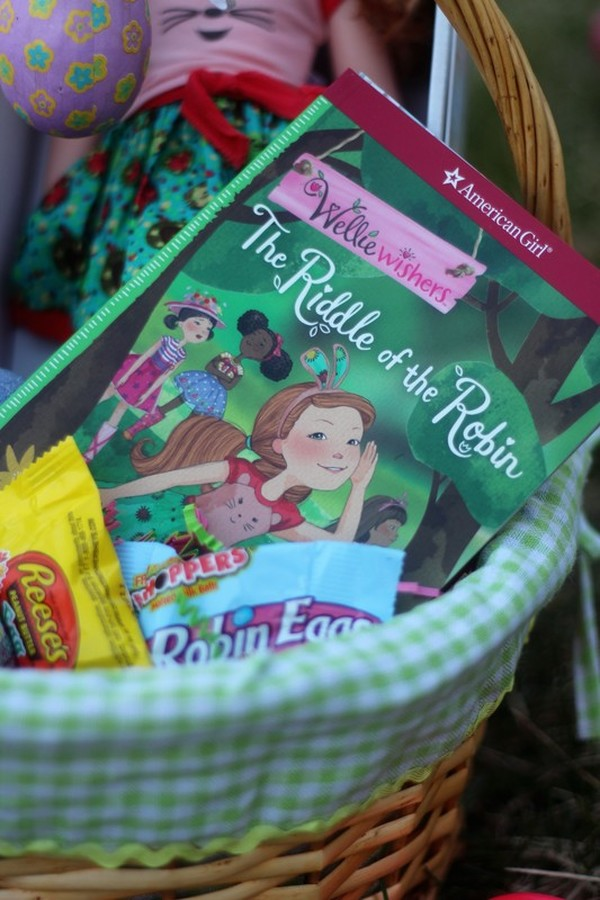 Alicia Gibbs: Easter Basket Idea with WellieWishers by American Girl #chicafashionblog