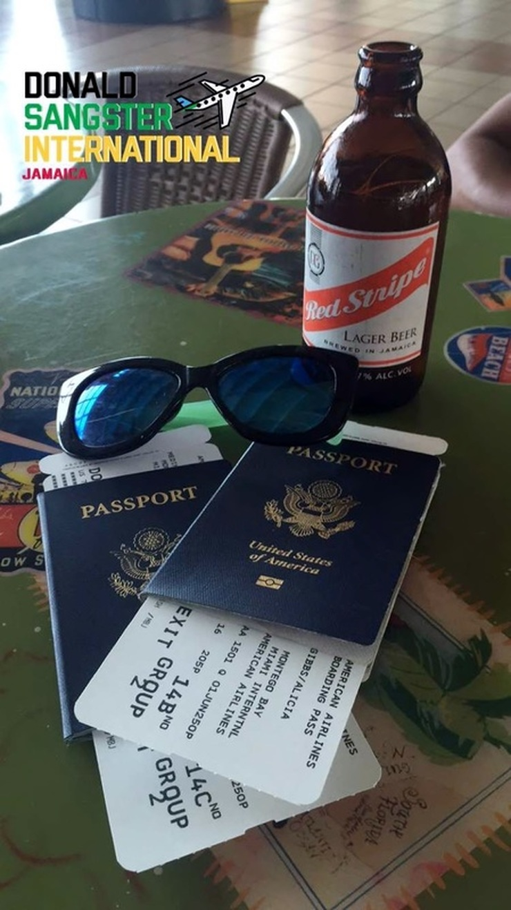 Familia Fashion Travels: 2 Nights in Montego Bay, Jamaica