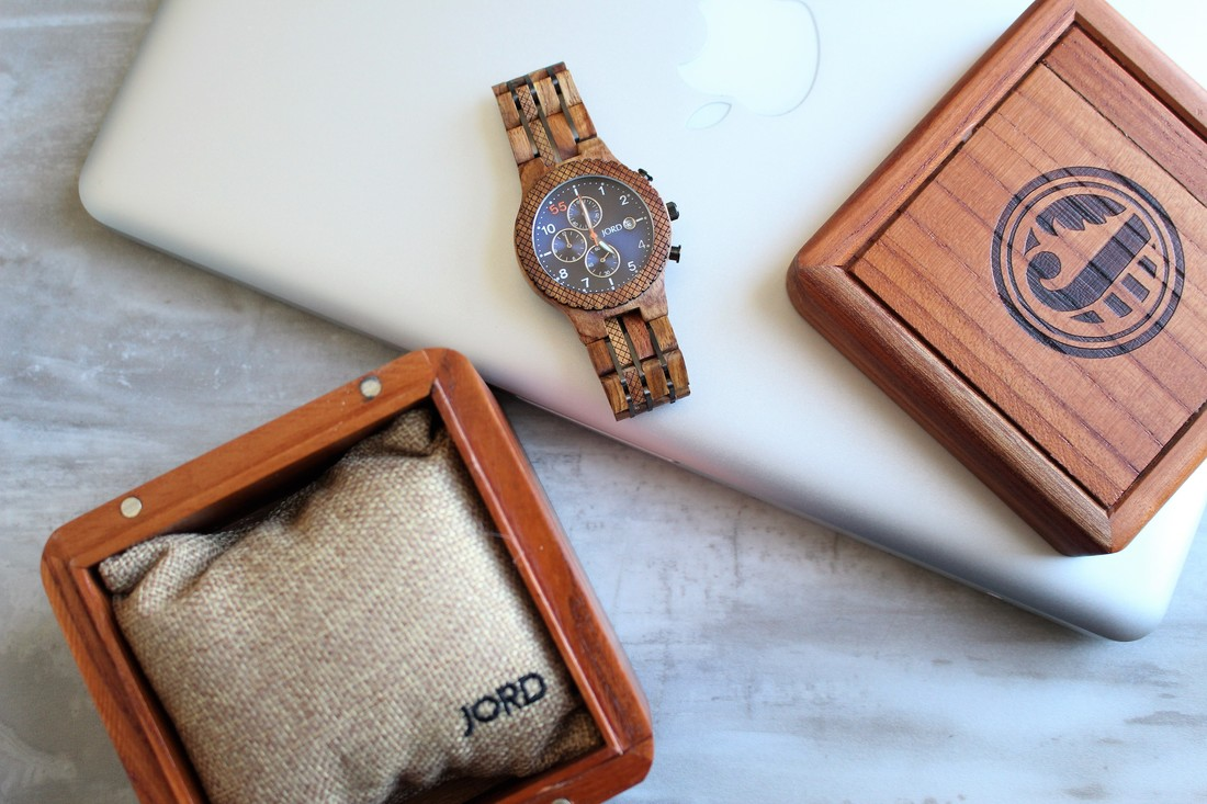 Alicia Gibbs: Spring Forward with Jord Wood Watches #ChicaFashionBlog
