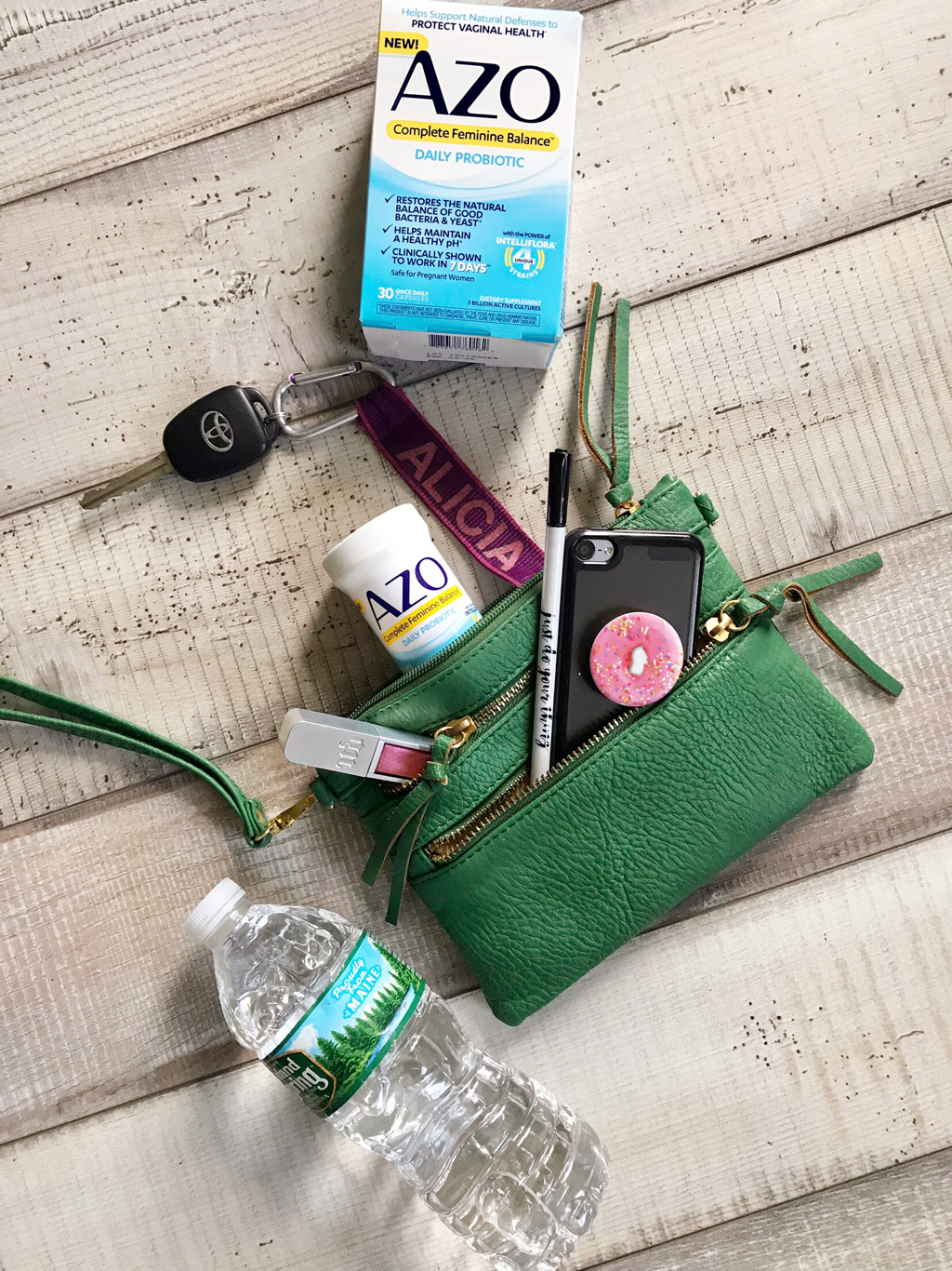MY TOP 3 PRODUCT FOR HEALTHY FEMININE BALANCE #Sponsored #OwnYourDay #AliciaEverAfterBlog